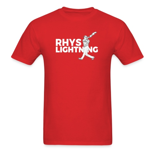Rhys Lightning - Men's T-Shirt