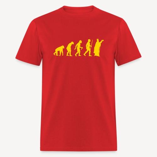 PAPAL EVOLUTION - Men's T-Shirt