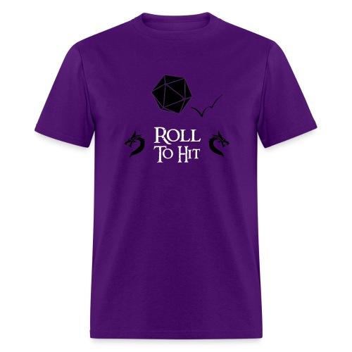 Roll to Hit - Men's T-Shirt