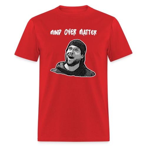 matterblackshirt - Men's T-Shirt