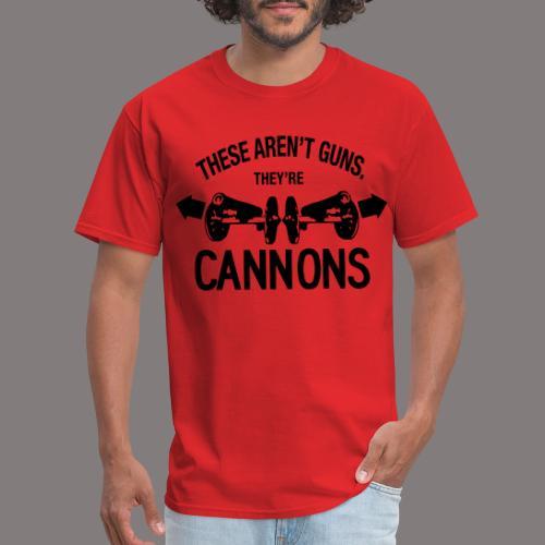 These Aren t Guns - Men's T-Shirt