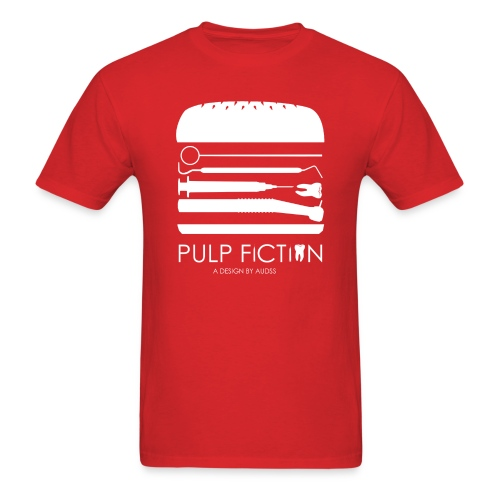 pulp fiction png - Men's T-Shirt