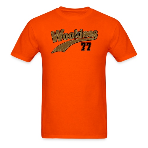 Wookiees Baseball - Men's T-Shirt