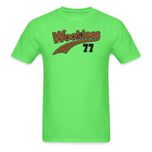 Wookiees Baseball - Men's T-Shirt