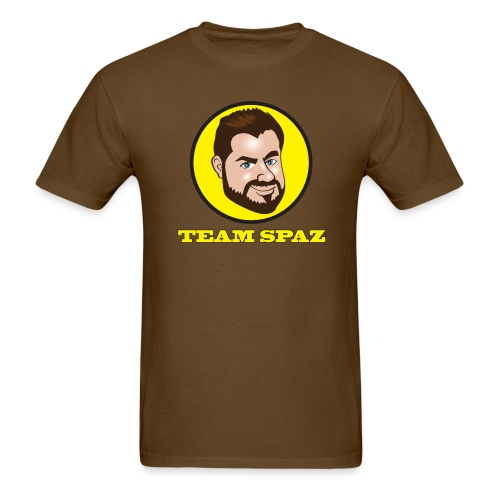 team spaz - Men's T-Shirt