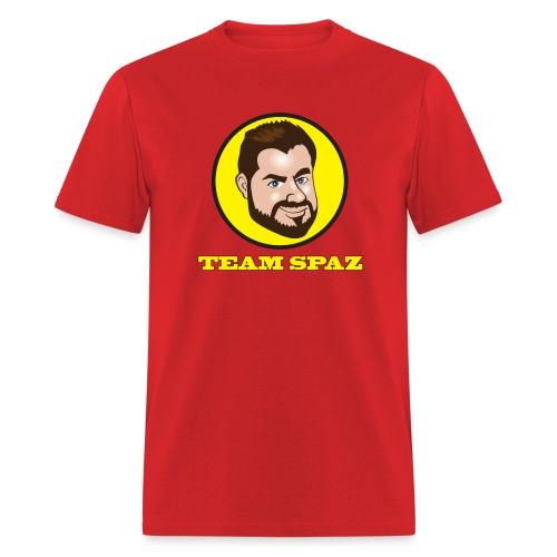 team spaz - Men's T-Shirt