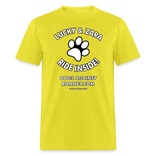 luckyzara m - Men's T-Shirt
