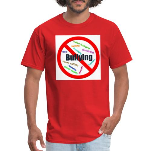 stop bully - Men's T-Shirt