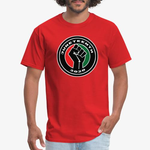 JUNETEENTH02 - Men's T-Shirt