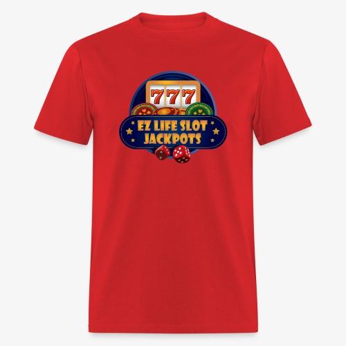 EZ Life Logo - Men's T-Shirt