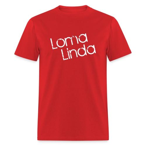 lomalinda white - Men's T-Shirt