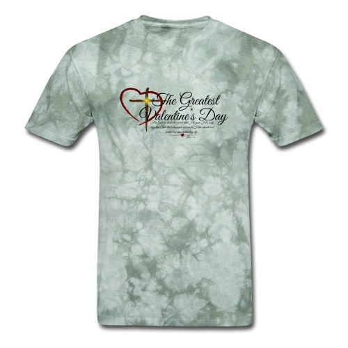 The greatest valentine's day - Men's T-Shirt