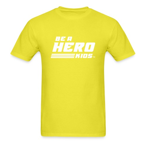 BHK secondary white TM - Men's T-Shirt