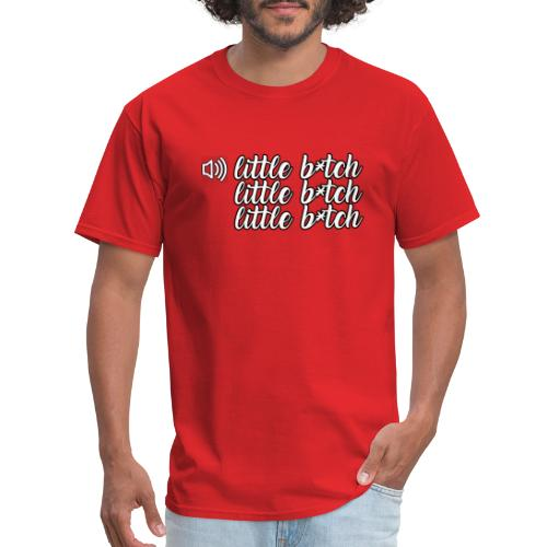 Whostun Classic rage after death - Men's T-Shirt