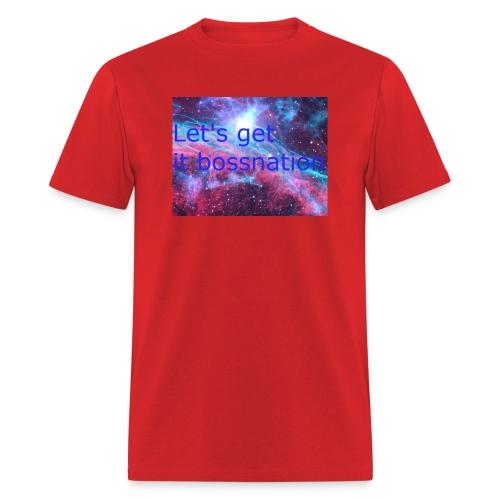 boss360 merch - Men's T-Shirt