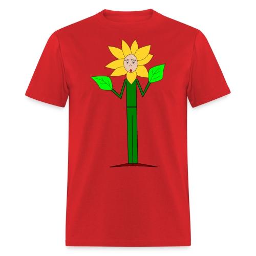 flowerman - Men's T-Shirt