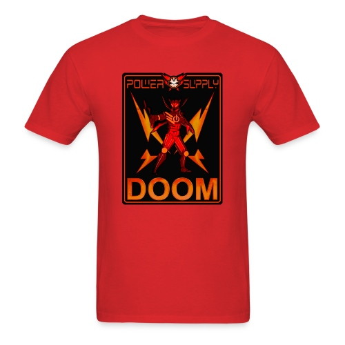 doom t shirt03 - Men's T-Shirt