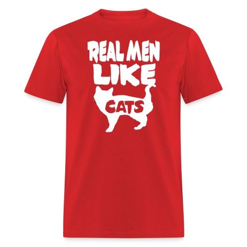 cats - Men's T-Shirt