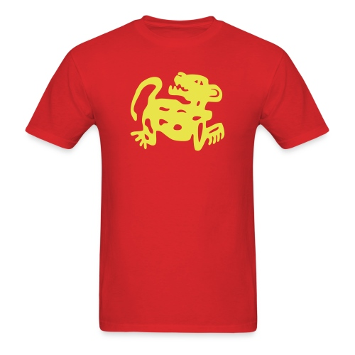 Red Jaguars - Men's T-Shirt