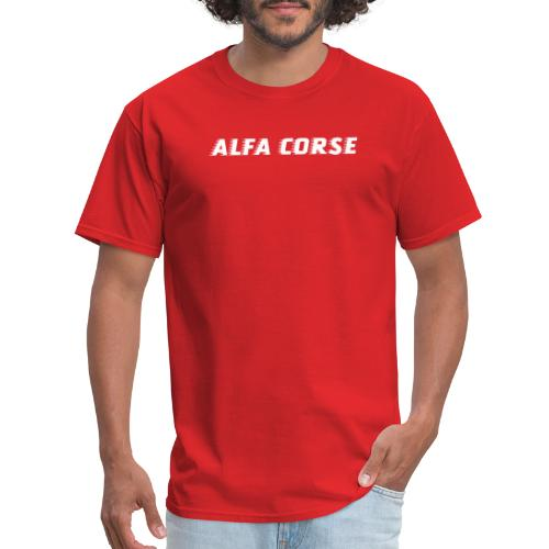 Alfa Corse - Men's T-Shirt