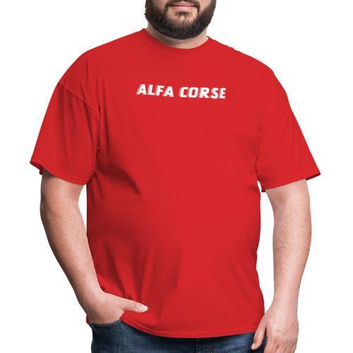 Alfa Corse - Men's T-Shirt