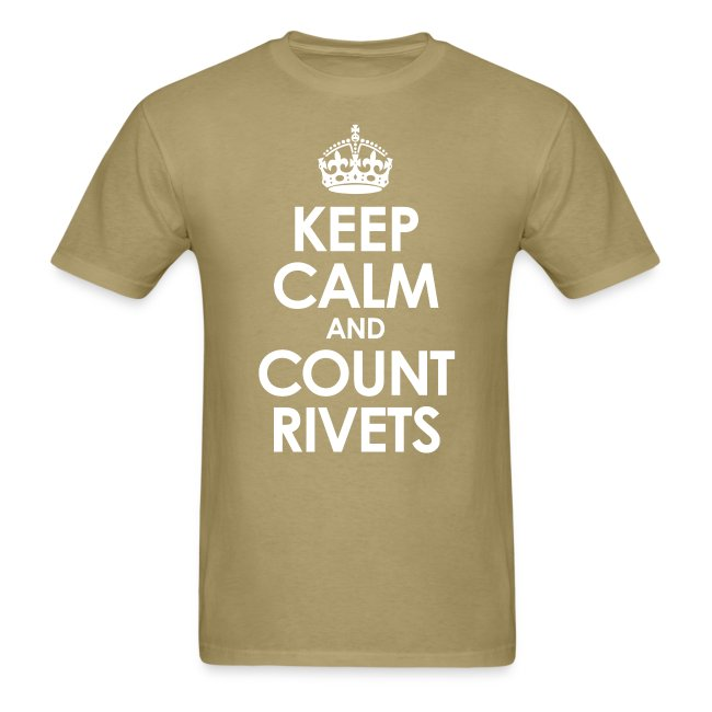 keep calm count rivets png