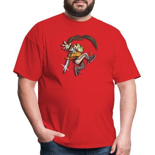The Deepest Dive Hero - No Text - Men's T-Shirt