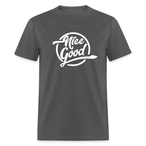 Nice Good - White - Men's T-Shirt