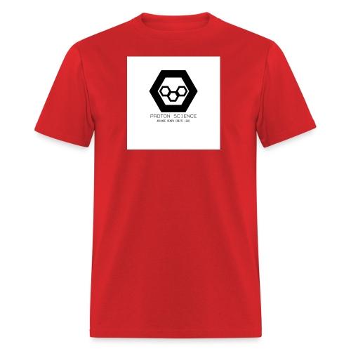Proton sciences logo - Men's T-Shirt