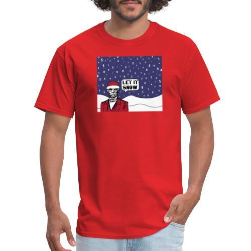 Let It Snow - Men's T-Shirt