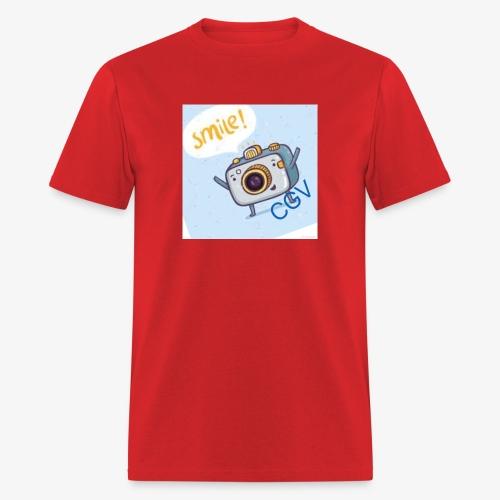 the smile - Men's T-Shirt
