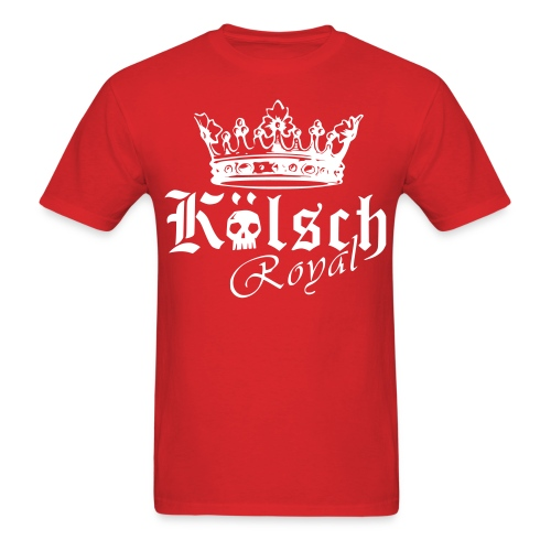 Kolsch Royal - Men's T-Shirt