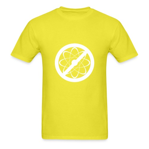 no quantum png - Men's T-Shirt