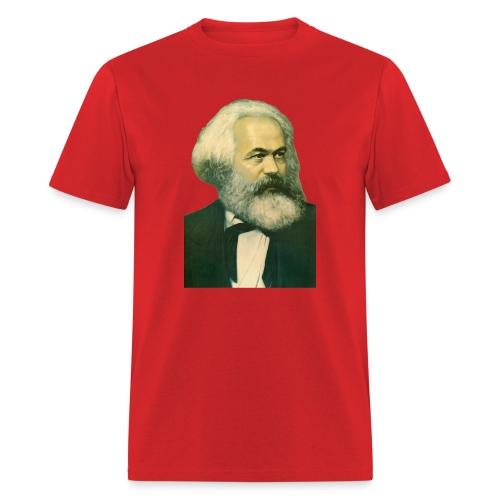 Karl Marx Portrait - Men's T-Shirt