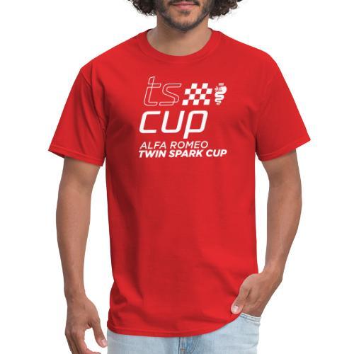 Twin Spark Cup Vertical - Men's T-Shirt
