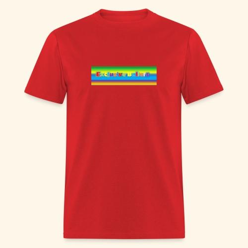 Exclusive Ballers - Men's T-Shirt