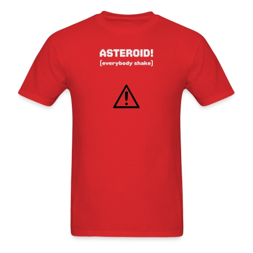 Spaceteam Asteroid! - Men's T-Shirt