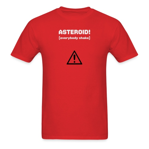Spaceteam Asteroid! - Men's T-Shirt