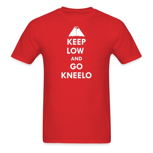 stay low 2 png - Men's T-Shirt