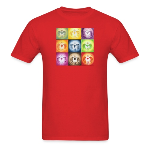Heartangel Mix - Men's T-Shirt
