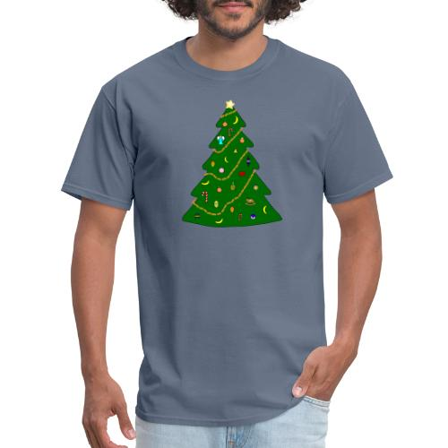 Christmas Tree For Monkey - Men's T-Shirt