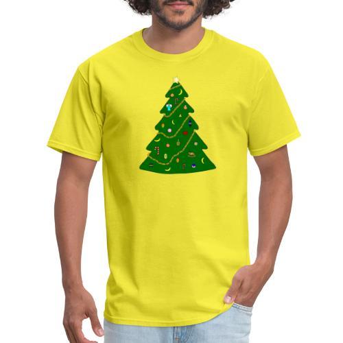 Christmas Tree For Monkey - Men's T-Shirt