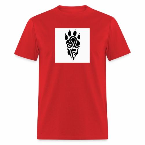 Black Leo Zodiac Sign - Men's T-Shirt