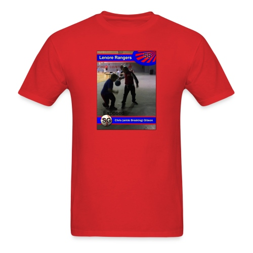 Basketball merch - Men's T-Shirt
