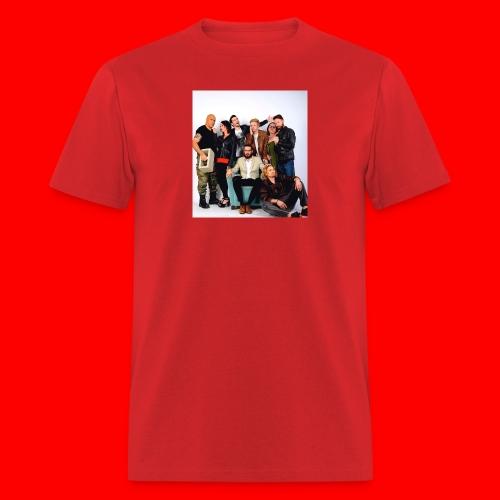 Savage Family Christmas Card - Men's T-Shirt