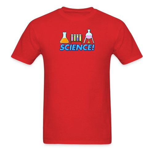 Science png - Men's T-Shirt