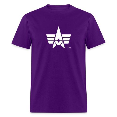 BHK Icon white TM - Men's T-Shirt