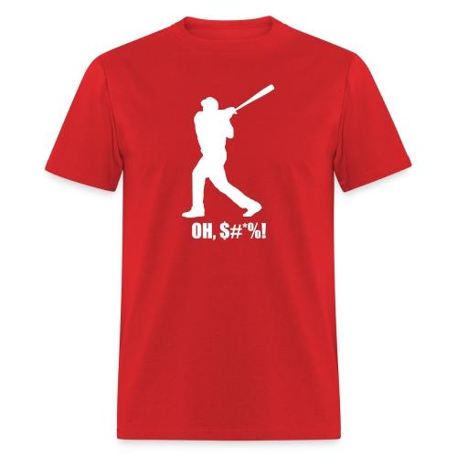cruz cens - Men's T-Shirt