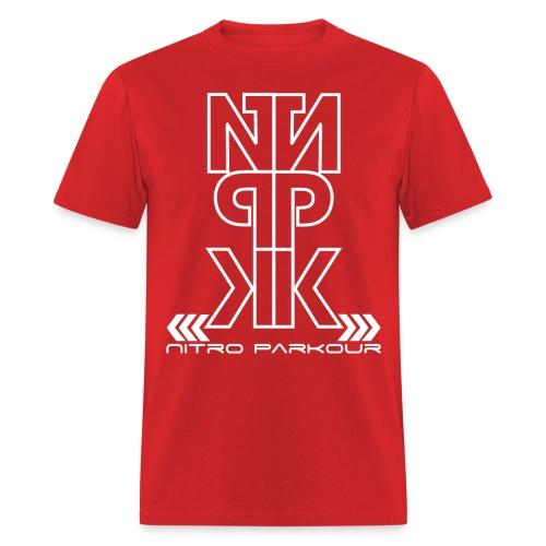 npk miroir png - Men's T-Shirt