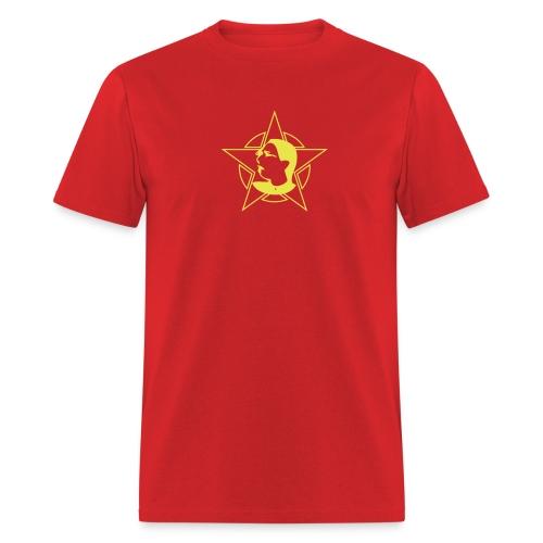 spazicon20flatmono - Men's T-Shirt